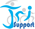 Trisupport logo footer